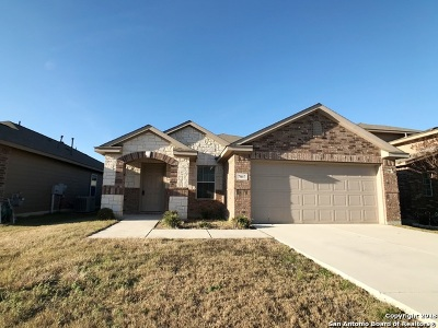 Selma Single Family Home For Sale: 7807 Robin Cv