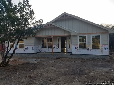 Canyon Lake Single Family Home For Sale: 382 Lighthouse