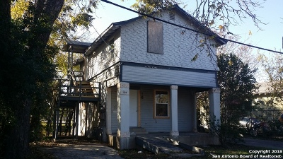 Multi Family Home For Sale: 106 Canton