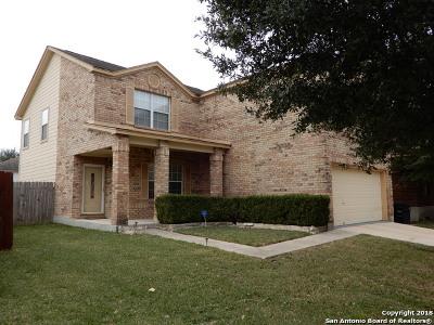 Single Family Home For Sale: 6122 Lauras Farm