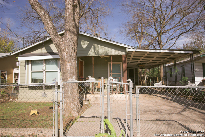 San Antonio Single Family Home Back on Market: 235 Hawthorne