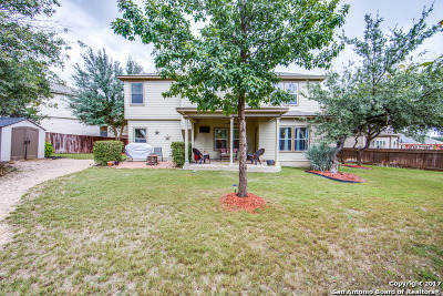Helotes Single Family Home For Sale: 10618 Clover Canyon