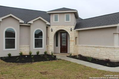 Guadalupe County Single Family Home For Sale: 15415 Capri Ln