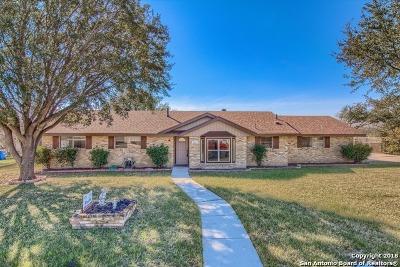 La Vernia Single Family Home For Sale: 204 Kyle St