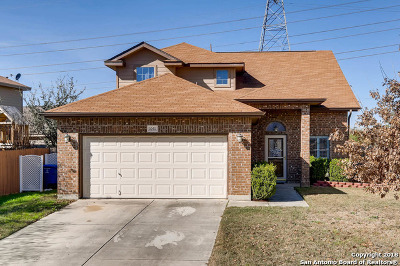 Helotes Single Family Home For Sale: 10411 Corvey Ln
