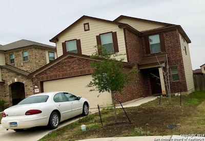 San Antonio Single Family Home For Sale: 4314 Safe Hbr