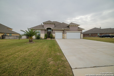 Converse Single Family Home For Sale: 6010 Quiet Night Ln