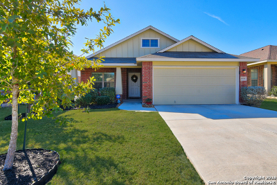 Converse Single Family Home Price Change: 8918 Richmond Park