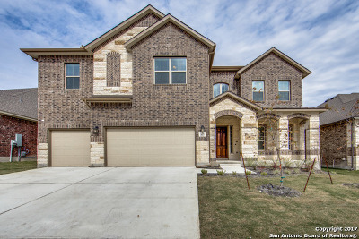 Cibolo Single Family Home For Sale: 817 La Luna