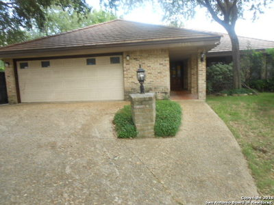 Bexar County, Comal County, Guadalupe County Single Family Home For Sale: 7414 Tom Watson Ct