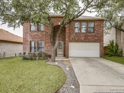 San Antonio Single Family Home For Sale: 2218 Creekside Bnd