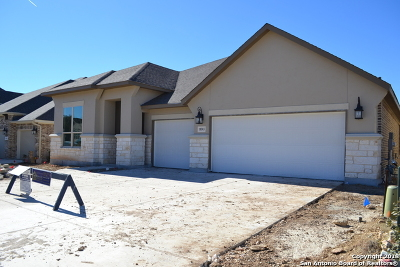 Rogers Ranch Single Family Home For Sale: 18503 Wild Onion