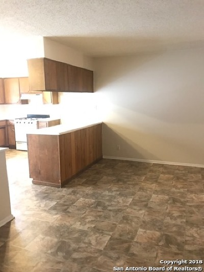 Leon Valley Rental For Rent: 6104 Evers Rd