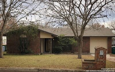 Converse Single Family Home For Sale: 308 Avenue D