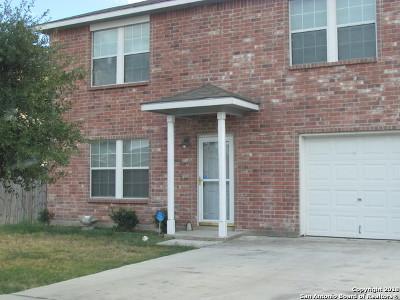Converse Single Family Home Back on Market: 8618 Key South Way
