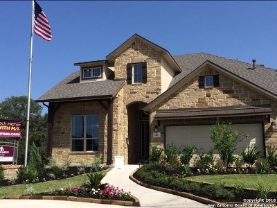 Boerne Single Family Home For Sale: 10015 Jeep Jump Lane