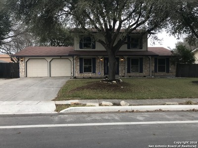 San Antonio Single Family Home Back on Market: 6151 Spring Time St