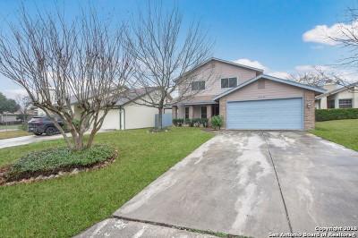 San Antonio Single Family Home Back on Market: 13418 Pebble Cir