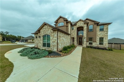 Comal County Single Family Home For Sale: 2546 Varrelmann