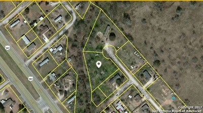 Floresville Residential Lots & Land For Sale: 181 Redbird Dr