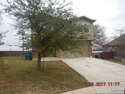 San Antonio Single Family Home Price Change: 13350 Loma Bonita