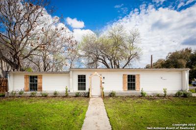 Hondo Single Family Home For Sale: 2909 Avenue I
