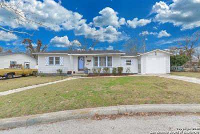 Schertz Single Family Home Back on Market: 308 2nd St