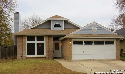 San Antonio Single Family Home Back on Market: 1622 De Valle