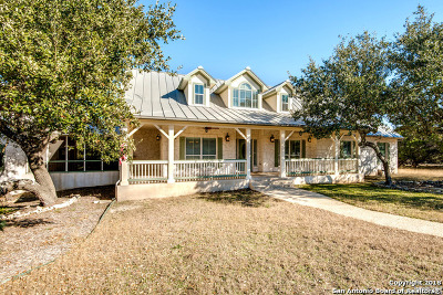 Timberwood Park Single Family Home For Sale: 25626 Gladiator Ln