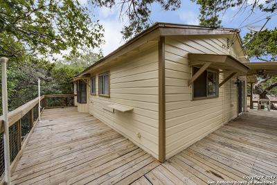 Lakehills TX Single Family Home For Sale: $149,500