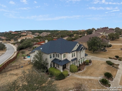 Helotes Single Family Home For Sale: 355 Pueblo Pintado