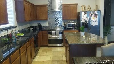 San Antonio Single Family Home For Sale: 24310 Haeli Park