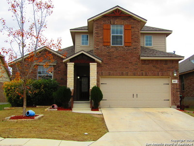 Converse Single Family Home For Sale: 8807 Olmstead Park