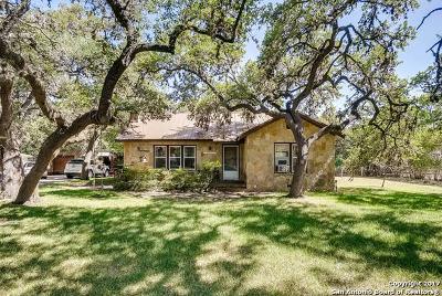 Boerne Single Family Home For Sale: 442 Oak Park Dr