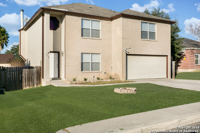 Converse Single Family Home New: 6539 Beech Trail Dr