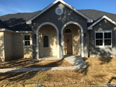 Spring Branch Single Family Home For Sale: 1277 Paladin Trl