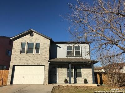 Converse Single Family Home New: 6859 Eden Grove Dr