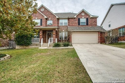 Rogers Ranch Single Family Home For Sale: 18611 Crosstimber