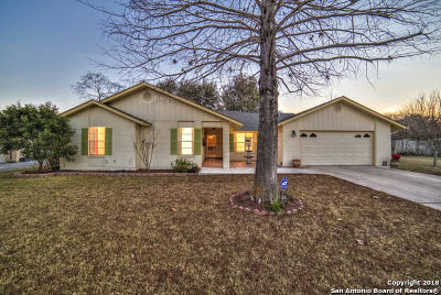 Guadalupe County Single Family Home Back on Market: 1551 Willow Creek Rd