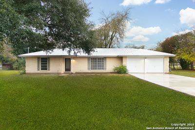 Single Family Home Price Change: 2709 Fm 1516 S