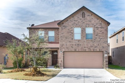 Single Family Home New: 1207 Longhorn Xing