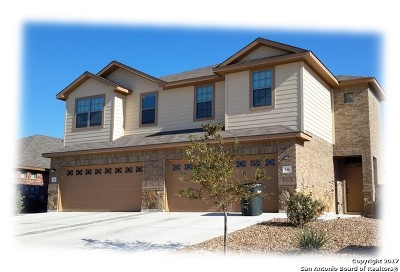 Comal County Multi Family Home For Sale: 2207 & 2209 Avery Village