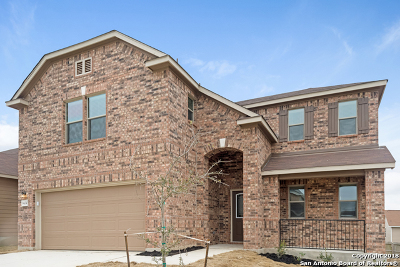 Converse Single Family Home New: 9434 Copperway