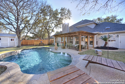San Antonio Single Family Home Back on Market: 16430 Inwood Cove Dr