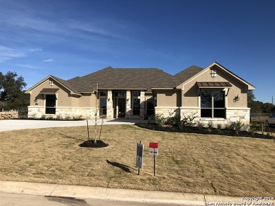 Fair Oaks Ranch Single Family Home New: 30408 Setterfeld Cir
