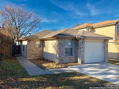 San Antonio Single Family Home Back on Market: 9330 Swans Xing