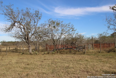 Guadalupe County Residential Lots & Land For Sale: Land Ranch Rd