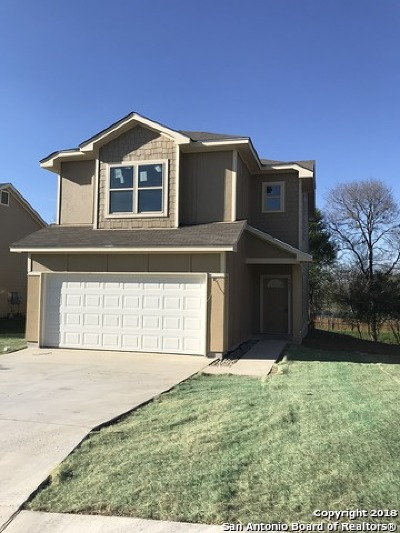 Single Family Home For Sale: 4027 Anton Dr