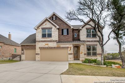 New Braunfels Single Family Home New: 1201 Creek Cyn
