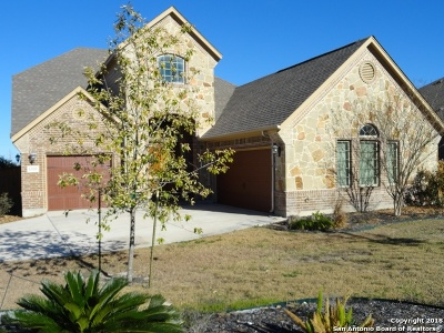 Alamo Ranch Single Family Home For Sale: 11355 Ivy Cadence